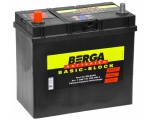 Аккумулятор Berga Basic-Block BB 45Ah L J (545157033)