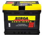 Аккумулятор Berga Basic-Block BB 60Ah (560408054)