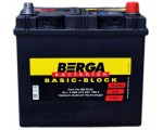 Аккумулятор Berga Basic-Block BB 60Ah J (560412051)