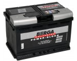 Аккумулятор Berga Power-Block PB 77Ah (577400078)